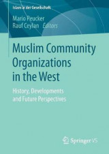 Omslag - Muslim Community Organizations in the West