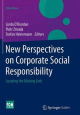 Omslag - New Perspectives on Corporate Social Responsibility