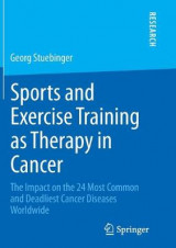 Omslag - Sports and Exercise Training as Therapy in Cancer
