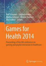 Omslag - Games for Health 2014