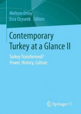 Omslag - Contemporary Turkey at a Glance 2017: Part 2