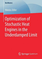 Omslag - Optimization of Stochastic Heat Engines in the Underdamped Limit