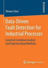 Omslag - Data-Driven Fault Detection for Industrial Processes