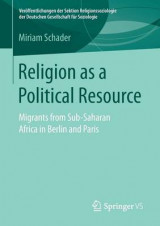 Omslag - Religion as a Political Resource