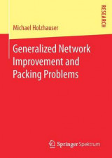 Omslag - Generalized Network Improvement and Packing Problems