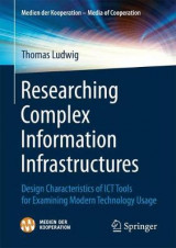 Omslag - Researching Complex Information Infrastructures 2016