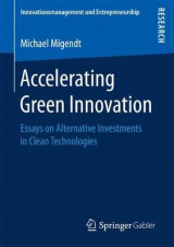 Omslag - Accelerating Green Innovation
