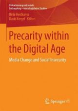 Omslag - Precarity within the Digital Age