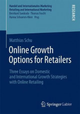 Omslag - Online Growth Options for Retailers 2017