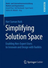 Omslag - Simplifying Solution Space 2017