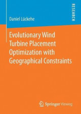 Omslag - Evolutionary Wind Turbine Placement Optimization with Geographical Constraints