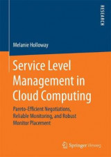 Omslag - Service Level Management in Cloud Computing