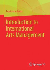 Omslag - Introduction to International Arts Management