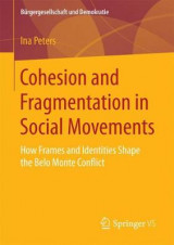 Omslag - Cohesion and Fragmentation in Social Movements