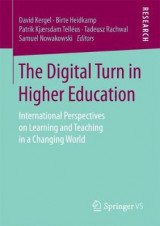 Omslag - The Digital Turn in Higher Education