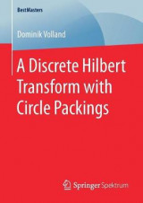 Omslag - A Discrete Hilbert Transform with Circle Packings