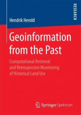Omslag - Geoinformation from the Past