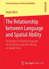 Omslag - The Relationship between Language and Spatial Ability