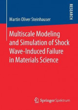 Omslag - Multiscale Modeling and Simulation of Shock Wave-Induced Failure in Materials Science