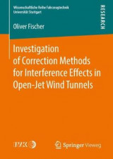 Omslag - Investigation of Correction Methods for Interference Effects in Open-Jet Wind Tunnels