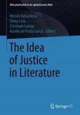 Omslag - The Idea of Justice in Literature