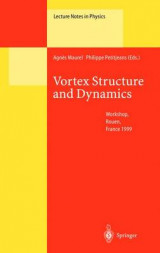 Omslag - Vortex Structure and Dynamics