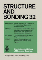 Novel Chemical Effects of Electronic Behaviour av Fraser Andrew Armstrong, Xue Duan, Lutz H. Gade, David Michael P. Mingos, Gerard Parkin, Kenneth R. Poeppelmeier og Mikio Takano (Heftet)