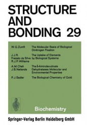 Structure and Bonding av Jack D. Dunitz, Peter Hemmerich, James A. Ibers, C. Klixbull Jorgensen, Joe B. Neilands, Dirk Reinen og Robert Joseph P. Williams (Heftet)