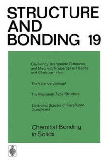 Chemical Bonding in Solids av J. D. Dunitz, P. Hemmerich, R. H. Holm, J. A. Ibers, C. K. Jorgensen, J. B. Neilands, D. Reinen og R. J. P. Williams (Heftet)
