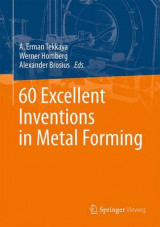 Omslag - 60 Excellent Inventions in Metal Forming