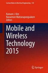 Omslag - Mobile and Wireless Technology 2015