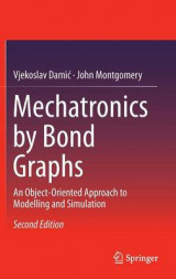 Omslag - Mechatronics by Bond Graphs 2015