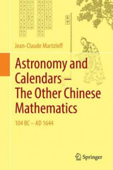 Omslag - Astronomy and Calendars - The Other Chinese Mathematics 2016