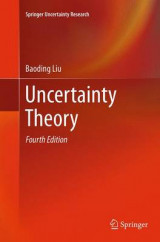 Omslag - Uncertainty Theory