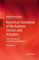 Omslag - Numerical Simulation of Mechatronic Sensors and Actuators