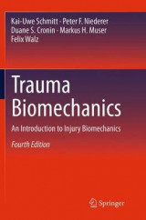 Omslag - Trauma Biomechanics