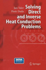 Omslag - Solving Direct and Inverse Heat Conduction Problems