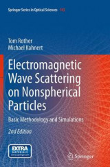 Omslag - Electromagnetic Wave Scattering on Nonspherical Particles