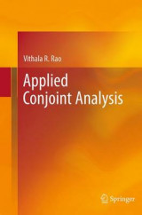 Omslag - Applied Conjoint Analysis