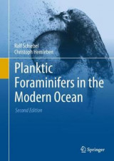 Omslag - Planktic Foraminifers in the Modern Ocean 2016