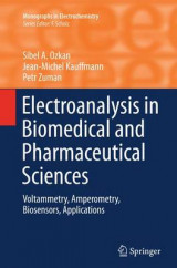 Omslag - Electroanalysis in Biomedical and Pharmaceutical Sciences