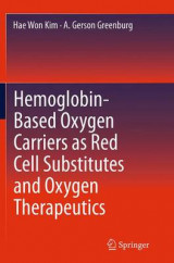 Omslag - Hemoglobin-Based Oxygen Carriers as Red Cell Substitutes and Oxygen Therapeutics