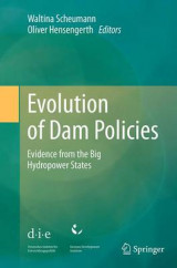 Omslag - Evolution of Dam Policies