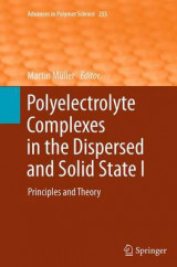 Omslag - Polyelectrolyte Complexes in the Dispersed and Solid State