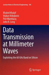 Omslag - Data Transmission at Millimeter Waves