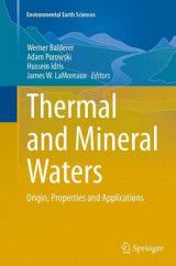 Omslag - Thermal and Mineral Waters