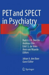 Omslag - PET and SPECT in Psychiatry