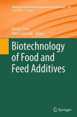 Omslag - Biotechnology of Food and Feed Additives