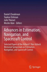 Omslag - Advances in Estimation, Navigation, and Spacecraft Control