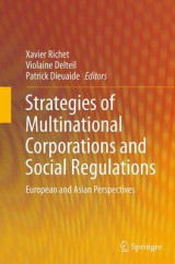 Omslag - Strategies of Multinational Corporations and Social Regulations